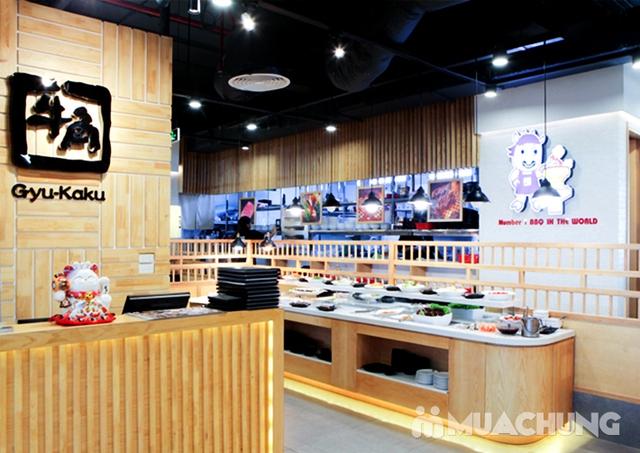 Buffet Nướng Và Lẩu Gyu Kaku - Chuỗi Nhà Hàng Buffet Nổi Tiếng Đến Từ Nhật Bản - Menu 278k - 23