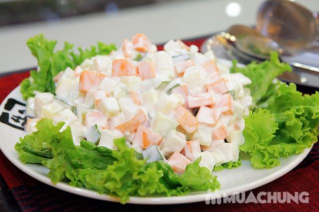 Buffet Lẩu Đúng Chuẩn Nhật Bản Tại Nhà Hàng On - Yasai Shabu Shabu Việt Nam Complex 302 Cầu Giấy - menu 248 - 56