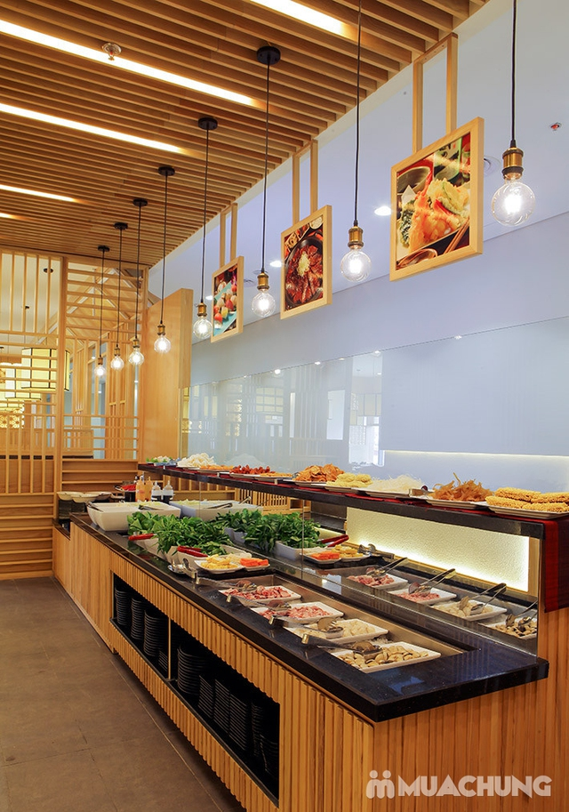 Buffet Lẩu Đúng Chuẩn Nhật Bản Tại Nhà Hàng On - Yasai Shabu Shabu Việt Nam Complex 302 Cầu Giấy - menu 248 - 60