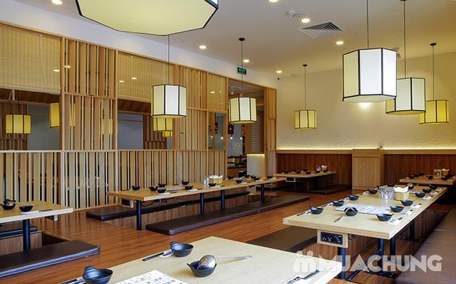 Buffet Lẩu Đúng Chuẩn Nhật Bản Tại Nhà Hàng On - Yasai Shabu Shabu Việt Nam Complex 302 Cầu Giấy - menu 248 - 64