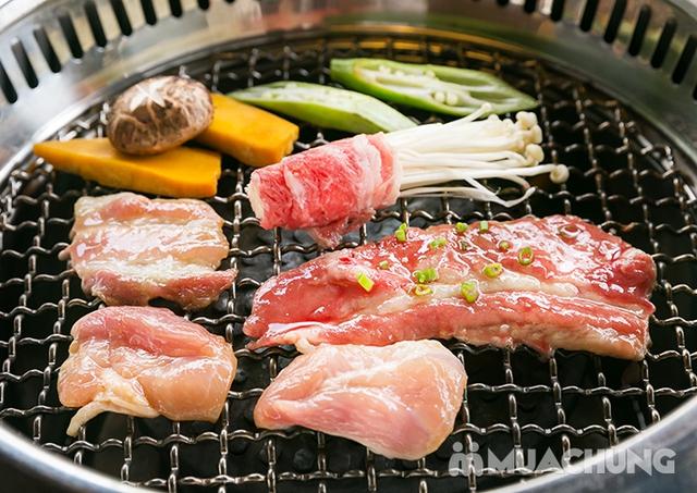 Buffet Nướng Và Lẩu Gyu Kaku - Chuỗi Nhà Hàng Buffet Nổi Tiếng Đến Từ Nhật Bản - Menu 278k - 15