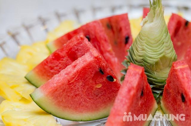 Buffet Lẩu Đúng Chuẩn Nhật Bản Tại Nhà Hàng On - Yasai Shabu Shabu Việt Nam Complex 302 Cầu Giấy - menu 248 - 51