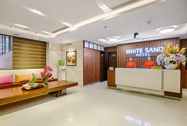 White Sand Boutique Hotel 3,5* Đà Nẵng- 5 phút đi bộ tới biển + có hồ bơi - 21