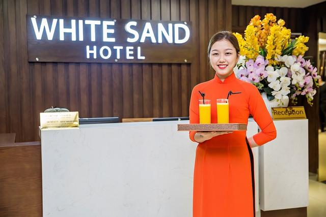 White Sand Boutique Hotel 3,5* Đà Nẵng- 5 phút đi bộ tới biển + có hồ bơi - 16