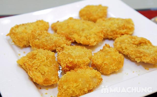 Buffet Lẩu Đúng Chuẩn Nhật Bản Tại Nhà Hàng On - Yasai Shabu Shabu Việt Nam Complex 302 Cầu Giấy - menu 248 - 41