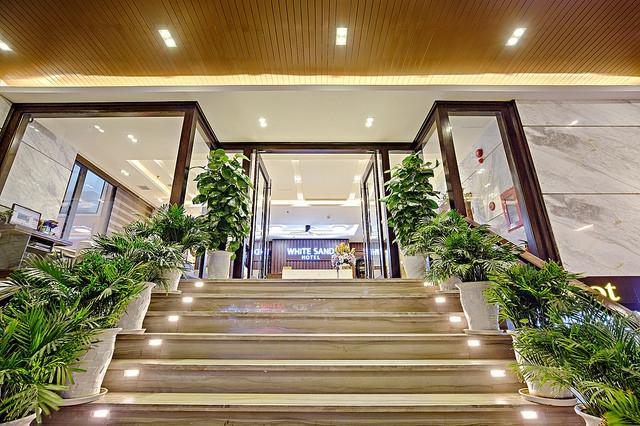 White Sand Boutique Hotel 3,5* Đà Nẵng- 5 phút đi bộ tới biển + có hồ bơi - 19