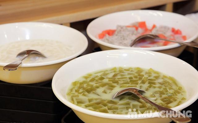 Buffet Lẩu Đúng Chuẩn Nhật Bản Tại Nhà Hàng On - Yasai Shabu Shabu Việt Nam Complex 302 Cầu Giấy - menu 248 - 52
