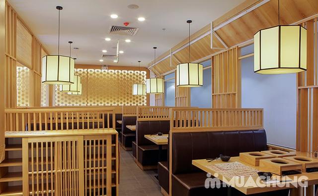 Buffet Lẩu Đúng Chuẩn Nhật Bản Tại Nhà Hàng On - Yasai Shabu Shabu Việt Nam Complex 302 Cầu Giấy - menu 248 - 62