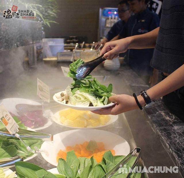 Buffet Lẩu Đúng Chuẩn Nhật Bản Tại Nhà Hàng On - Yasai Shabu Shabu Việt Nam Complex 302 Cầu Giấy - menu 248 - 23