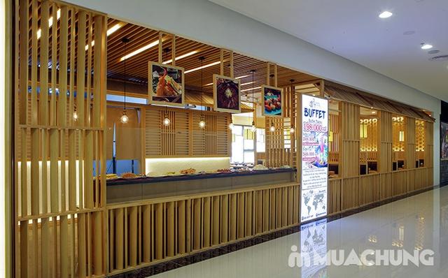Buffet Lẩu Đúng Chuẩn Nhật Bản Tại Nhà Hàng On - Yasai Shabu Shabu Việt Nam Complex 302 Cầu Giấy - menu 248 - 59
