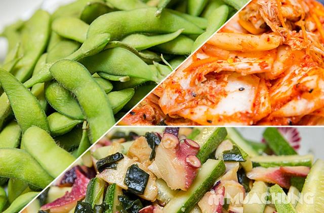 Buffet Lẩu Đúng Chuẩn Nhật Bản Tại Nhà Hàng On - Yasai Shabu Shabu Việt Nam Complex 302 Cầu Giấy - menu 248 - 37