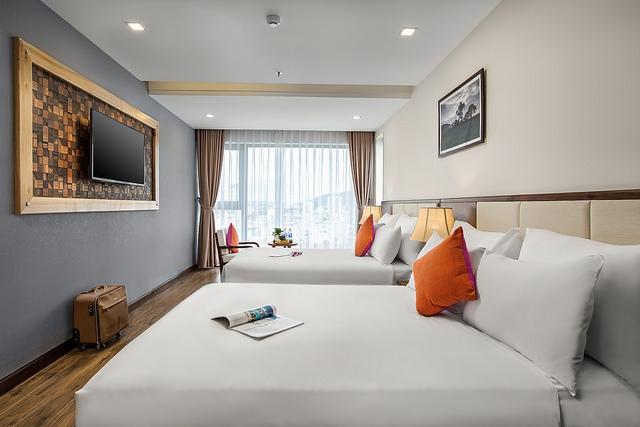 White Sand Boutique Hotel 3,5* Đà Nẵng- 5 phút đi bộ tới biển + có hồ bơi - 2