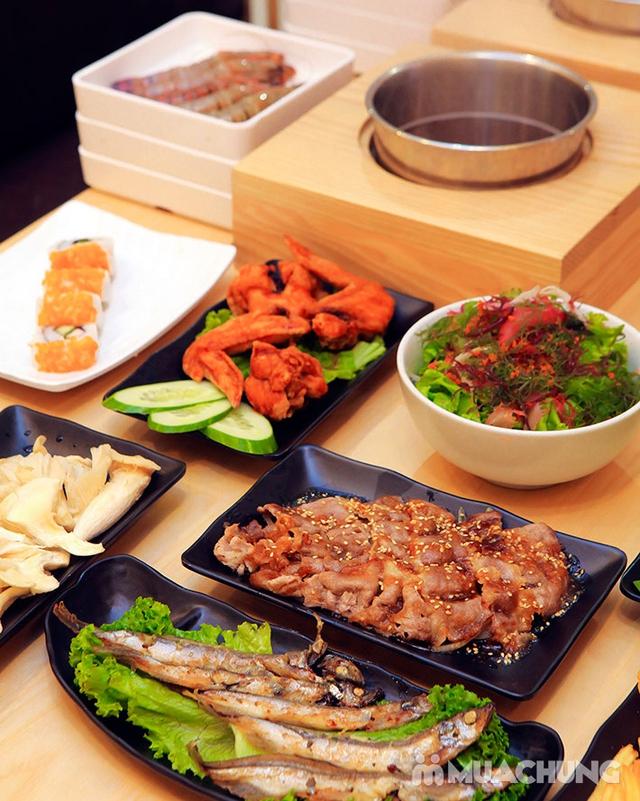 Buffet Lẩu Đúng Chuẩn Nhật Bản Tại Nhà Hàng On - Yasai Shabu Shabu Việt Nam Complex 302 Cầu Giấy - menu 248 - 22
