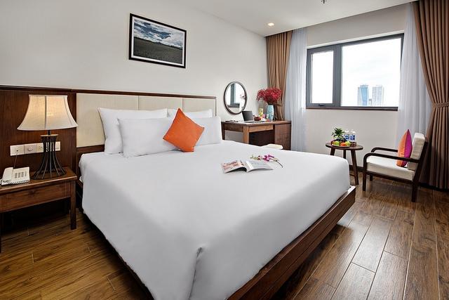 White Sand Boutique Hotel 3,5* Đà Nẵng- 5 phút đi bộ tới biển + có hồ bơi - 11