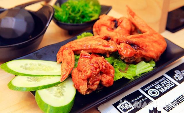 Buffet Lẩu Đúng Chuẩn Nhật Bản Tại Nhà Hàng On - Yasai Shabu Shabu Việt Nam Complex 302 Cầu Giấy - menu 248 - 43
