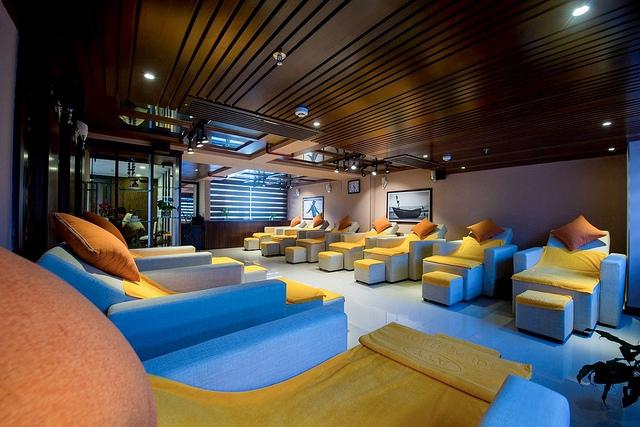 White Sand Boutique Hotel 3,5* Đà Nẵng- 5 phút đi bộ tới biển + có hồ bơi - 30