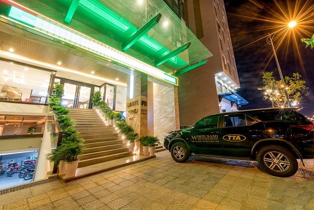 White Sand Boutique Hotel 3,5* Đà Nẵng- 5 phút đi bộ tới biển + có hồ bơi - 20