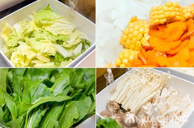 Buffet Lẩu Đúng Chuẩn Nhật Bản Tại Nhà Hàng On - Yasai Shabu Shabu Việt Nam Complex 302 Cầu Giấy - menu 248 - 35