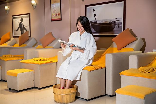 White Sand Boutique Hotel 3,5* Đà Nẵng- 5 phút đi bộ tới biển + có hồ bơi - 32