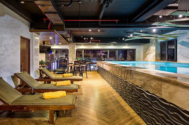White Sand Boutique Hotel 3,5* Đà Nẵng- 5 phút đi bộ tới biển + có hồ bơi - 18