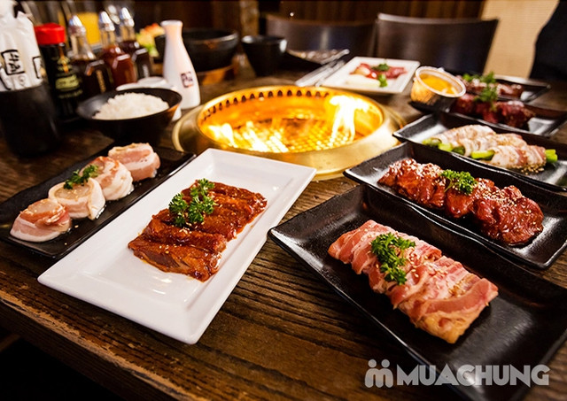 Buffet Nướng Và Lẩu Gyu Kaku - Chuỗi Nhà Hàng Buffet Nổi Tiếng Đến Từ Nhật Bản - Menu 278k - 12