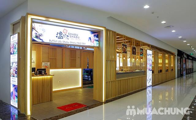 Buffet Lẩu Đúng Chuẩn Nhật Bản Tại Nhà Hàng On - Yasai Shabu Shabu Việt Nam Complex 302 Cầu Giấy - menu 248 - 58