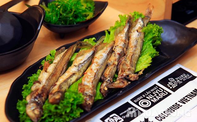 Buffet Lẩu Đúng Chuẩn Nhật Bản Tại Nhà Hàng On - Yasai Shabu Shabu Việt Nam Complex 302 Cầu Giấy - menu 248 - 46
