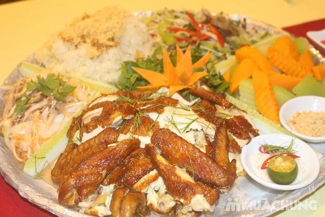 Mẹt gà 5 món chuẩn ngon tại Nhà Hàng Chèo Cuisine - 6