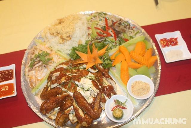 Mẹt gà 5 món chuẩn ngon tại Nhà Hàng Chèo Cuisine - 7