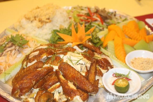 Mẹt gà 5 món chuẩn ngon tại Nhà Hàng Chèo Cuisine - 5