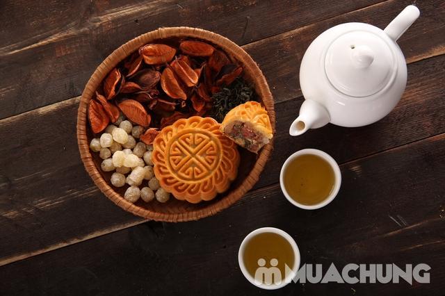 Hộp bánh Trung thu cao cấp Thu Nguyệt Bảo Ngọc 2018 - Hương Vị Truyền Thống - 11