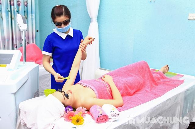 Trọn gói 10 buổi triệt lông CN Diode Laze Tại Spa Thảo - 6