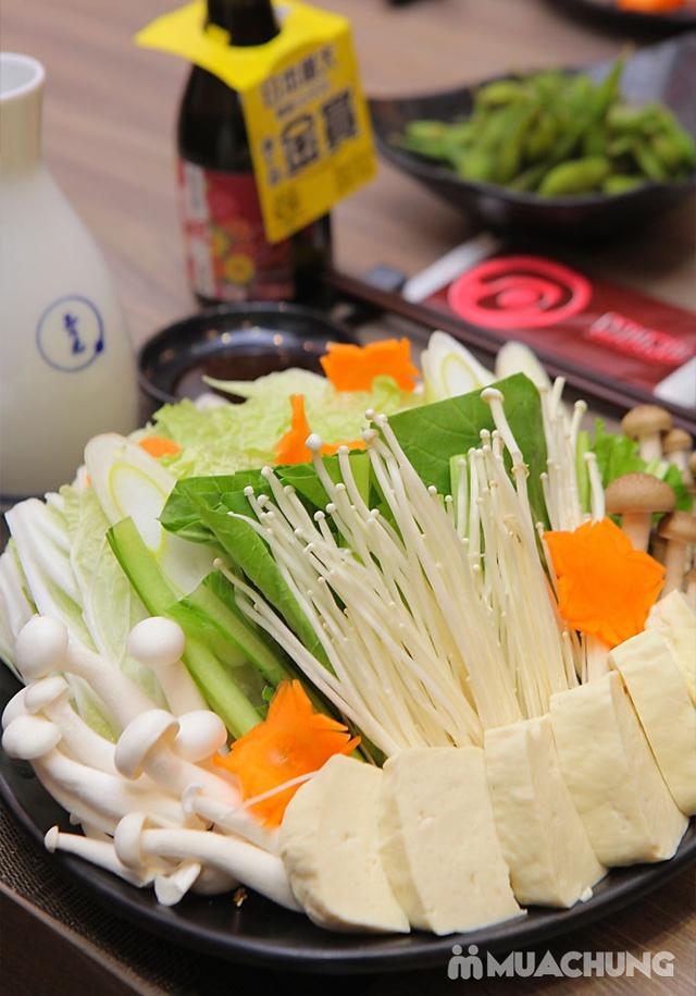 Butffet lẩu nấm Muru thanh ngọt, giàu dinh dưỡng - 8
