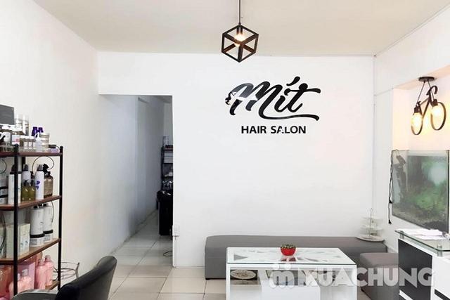 Trọn gói Cắt + Gội + Uốn/Nhuộm + Sấy tạo kiểu tại Mit Hair Salon  - 6