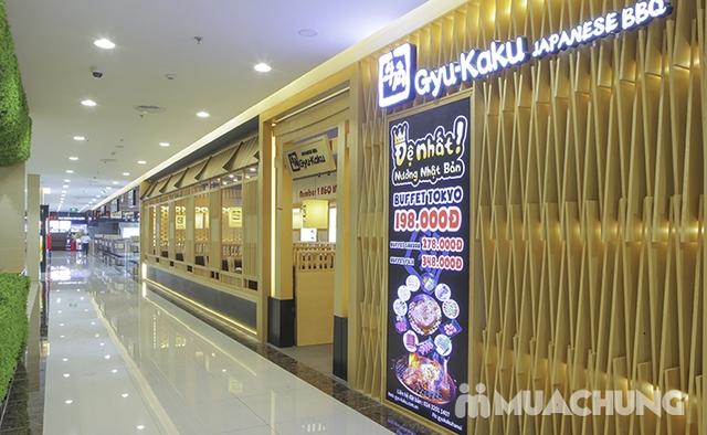 Buffet Lẩu Nướng Chuẩn Vị Nhật Tại Gyu Kaku Complex 302 Cầu Giấy - 1