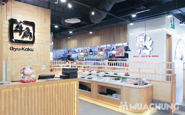 Buffet Lẩu Nướng Chuẩn Vị Nhật Tại Gyu Kaku Artemis Số 3 Lê Trọng Tấn - 3
