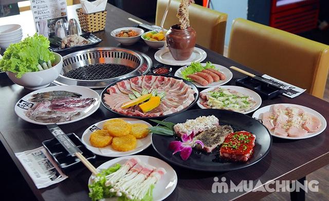 Buffet Nướng Chuẩn Vị Nhật Tại Gyu Kaku Vcomplex 302 Cầu Giấy - 10