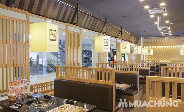 Buffet Lẩu Nướng Chuẩn Vị Nhật Tại Gyu Kaku Complex 302 Cầu Giấy - 2