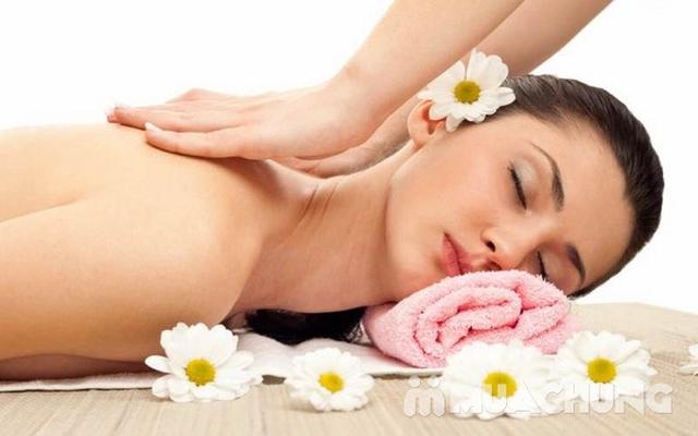 60 phút Massage dưỡng sinh nhật bản giảm nhức mỏi tại Nacharm spa - 11