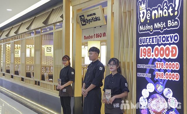 Buffet Lẩu Nướng Chuẩn Vị Nhật Tại Gyu Kaku Complex 302 Cầu Giấy - 6