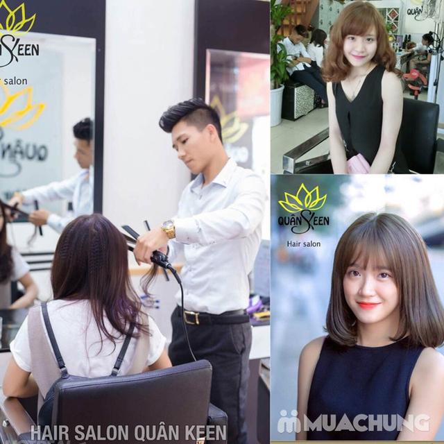Làm tóc trọn gói tại Quân Keen Hair Salon - Tặng Thẻ Hấp 1 năm không giới hạn - 10