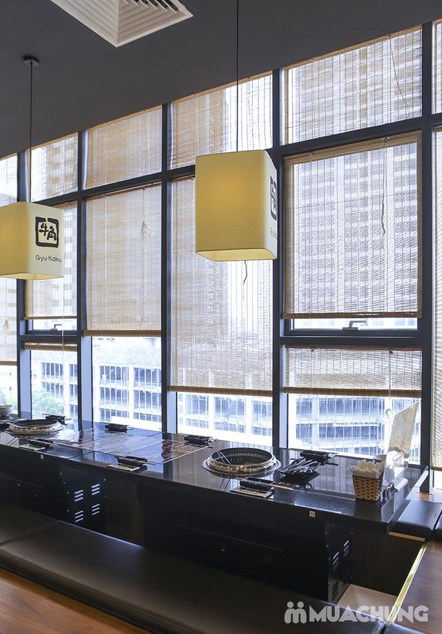 Buffet Lẩu Nướng Chuẩn Vị Nhật Tại Gyu Kaku Complex 302 Cầu Giấy - 5