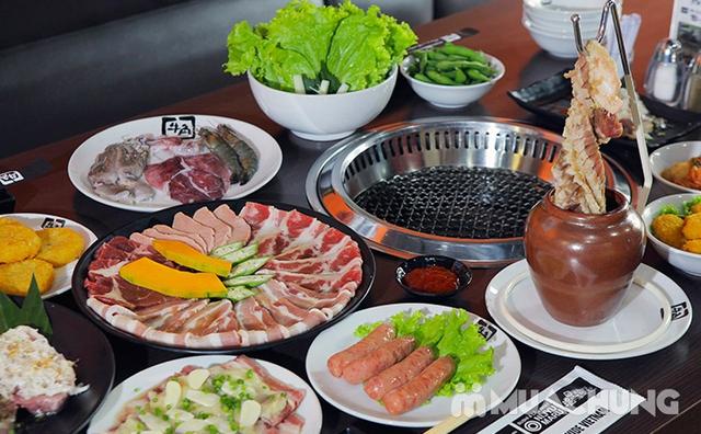 Buffet Nướng Chuẩn Vị Nhật Tại Gyu Kaku Vcomplex 302 Cầu Giấy - 9