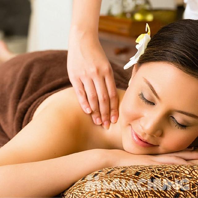 Chọn 1 trong 2 gói Chăm Sóc Da với Mặt Nạ Collagen Tươi hoặc Massage Body Bấm Huyệt Tại Minh Tuệ Spa - 1