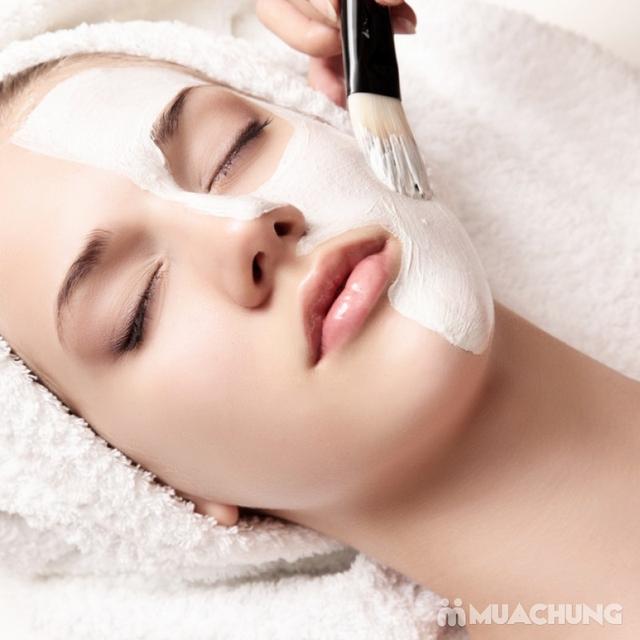 Phương pháp Ủ trắng mặt The Face làm đẹp da tại Nacharm spa - 5