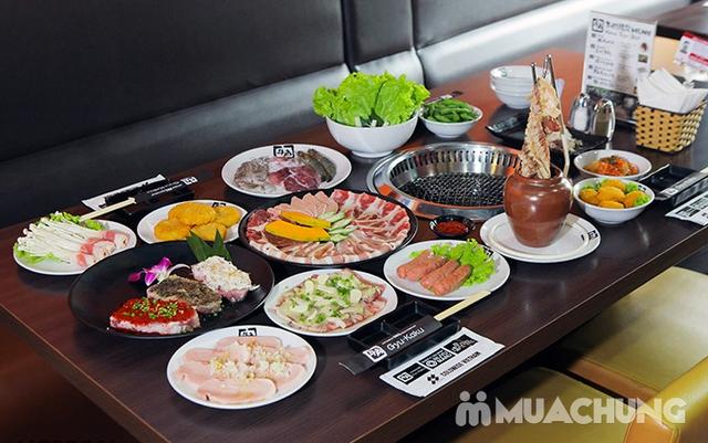 Buffet Nướng Chuẩn Vị Nhật Tại Gyu Kaku Vcomplex 302 Cầu Giấy - 8