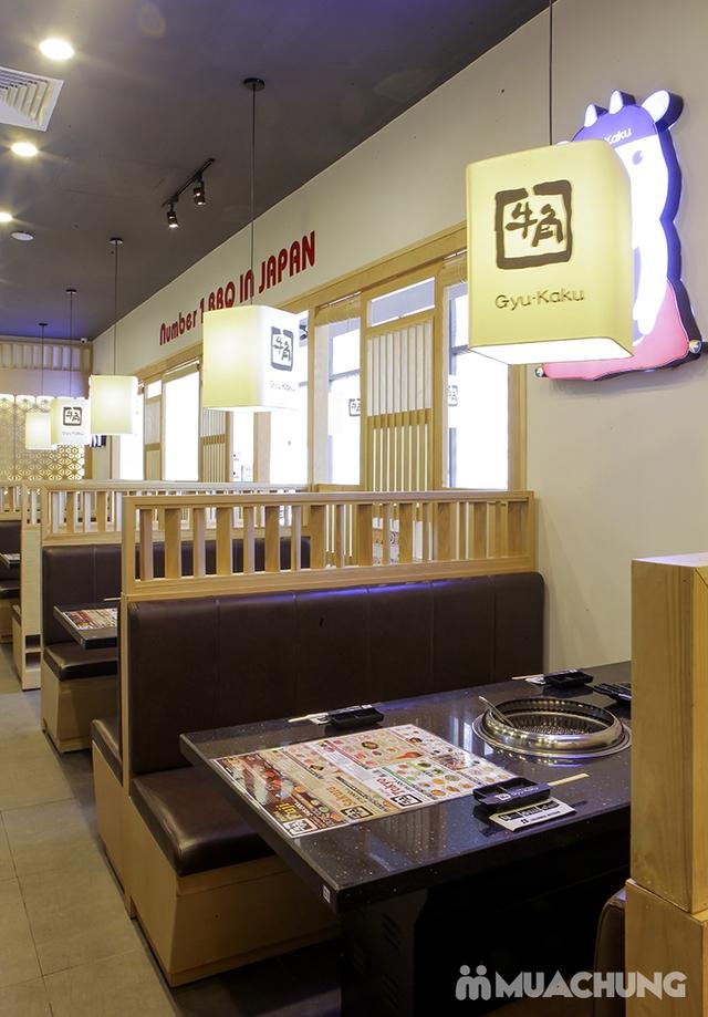 Buffet Lẩu Nướng Chuẩn Vị Nhật Tại Gyu Kaku Complex 302 Cầu Giấy - 4