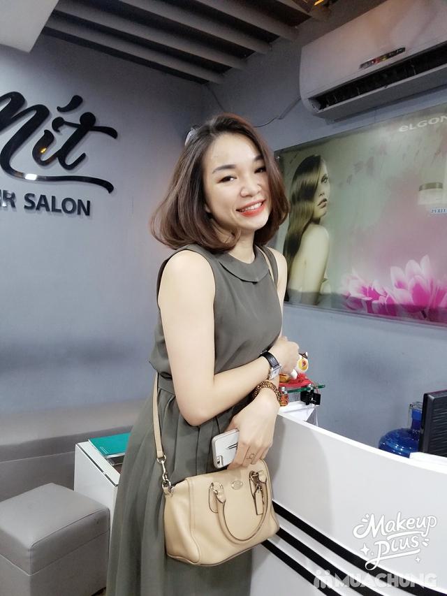 Trọn gói Cắt + Gội + Uốn/Nhuộm + Sấy tạo kiểu tại Mit Hair Salon - 18