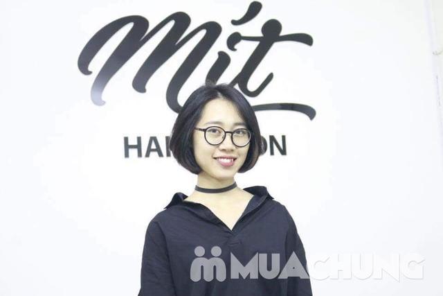 Trọn gói Cắt + Gội + Uốn/Nhuộm + Sấy tạo kiểu tại Mit Hair Salon - 15