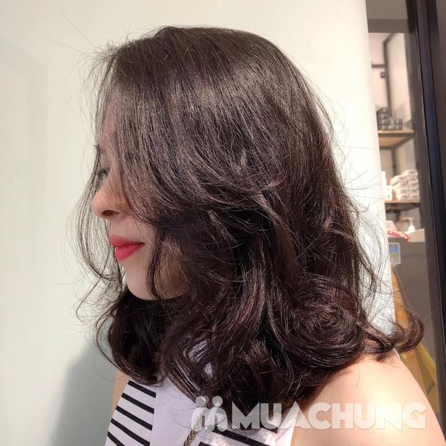Làm tóc trọn gói tại Quân Keen Hair Salon - Tặng Thẻ Hấp 1 năm không giới hạn - 18